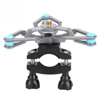 Wholesale gopro sports camera mounts resale online - Road Bike Shock Absorption Bracket Bicycle Computer Stopwatch Odometer Stand Mount Fixed Bracket for Gopro Sport Camera