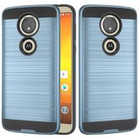 ingrosso copertura motorola e2-Per Motorola Moto G2 G3 E2 X2 X3 X STYLE G4 PLAY E3 Mars resistente agli urti polacco Custodia rigida Cover Free DHL