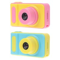 Wholesale Kids Camera Mini Digital Camera Cute Cartoon Cam P Toddler Toys Children Birthday Gift Inch Screen Cam for Kids