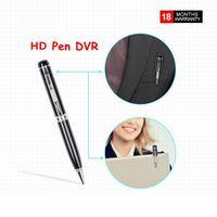 Wholesale camera shaped online - HD P Multifunction Portable Mini Camera Mini Pen Camera Micro Pocket Camera Pocket DVs Pen Shape Video Recorder