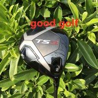 ingrosso alberi di guida del grafite-2019 New TS3 golf driver 9.5 o 10.5 gradi con grafite TourAD IZ6 rigida headcover chiave golf club