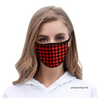 Wholesale Ghost Blade d mask dust proof and haze proof printing ice silk fabric washable