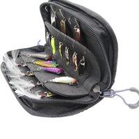 Wholesale lure 15 for sale - 15 CM Fishing Bag Nylon Multifunctional Outdoor Waist Shoulder Bags Fishing Reel Lure Storage Bag Fishing Tackle