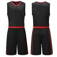 ingrosso maglia di ritorno rapido-Mens Youth Kids Team Nome Numero College Uniforme da basket Jersey personalizzato Throwback Jersey Set da basket Quick Dry Sportswea
