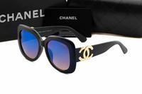 marques de lunettes de soleil pour filles achat en gros de-ETE femmes lunettes en métal de luxe adultes lunettes de soleil dames marque Designer mode Black Eyewear filles conduite lunettes de soleil 04106
