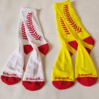 meias de tubo adulto venda por atacado-Novo Verão adulto meias de beisebol meias de beisebol meias de fibra de poliéster meias meias de lazer meias de lazer esporte Favor Do Partido T2B5012