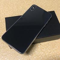 goofone 32gb venda por atacado-Atacado Goophone Xs Max reconhecimento de face Sem Fio de Carregamento 4g lte Octa Núcleo Real 2G Ram 32G Mostrar Rom 256Gb Goophone Smartphon