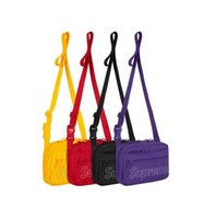 bel çantaları renkleri toptan satış-sup Moda Man Kadınlar 18FW 45TH OMUZ ÇANTASI göğüs paketi moda çanta Tek omuz sırt çantası bel stokta 4 renk fa asdww