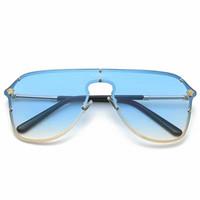 markalar kutusu toptan satış-Yeni Moda 3535 Güneş Gözlüğü Lüks Tasarımcı Güneş Gözlüğü Vintage Erkek Marka Tasarımcısı Altın Çerçeve Güneş Gözlükleri Ücret ...