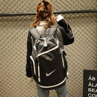 Wholesale geometric patterns backpack for sale - Group buy Style nike Geometric Patterns Backpacks Sport Packs Black Mens Bag Womens Training Backpack Travel Bags Outdoor Packs