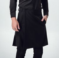 ingrosso il modo coreano dei pantaloni chiffoni-2019 nuova versione coreana della moda pantaloni marea sezione trofeo harem pantaloni uomini e donne con il paragrafo
