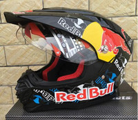Wholesale open face off road helmets resale online - Winter Season Off road Racing Motocross Casque route Casque Moto Capacete Moto Casco Motorcycle Helmet