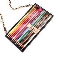 telefon fall regenbogen großhandel-Luxus designer 3d regenbogen case für iphone x xs max xr 8 7 case abdeckung für i phone x 7 plus 6 6 s plus 6 plus phone shell cases abdeckung 1 stück