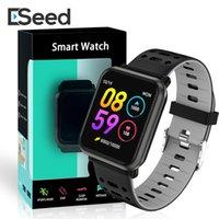 relógios de pulso venda por atacado-P11 smart watch rastreador de fitness reloj inteligente esporte Hart Taxa PK N88 smartwatch para apple watch DZ09 fitbit com pacote