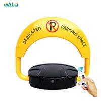 baterias de parafuso venda por atacado-GALO 2 remoto segurança dobrável com sensor automático com bloqueio de estacionamento pré-coluna barreira com bloqueio e parafuso (excluindo a bateria)