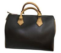 page en cuir achat en gros de-Hotselling classique de haute qualité femmes véritable cuir véritable oxydant veau haut de la page sac à main sac à bandoulière sac fourre-tout sac à main S16