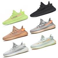 zebra koşu ayakkabıları toptan satış-PK Sürüm Erkek Tasarımcı Ayakkabı Kadın Koşu Ayakkabıları Antlia Synth Lundmark Sneakers Kil Statik Siyah Glow Zebra Eğitmenler Yansıtıcı