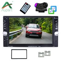 Wholesale mobile camera for car rear for sale – best car dvd din car radio HD quot Touch Screen CML Player MP5 SD FM MP4 USB AUX Bluetooth Car Audio For Rear View Camera Remote Control