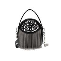 dame mini sac à main achat en gros de-Diamant mini sac à bandoulière 2019 sac à bandoulière gland Femme Soirée Embrayages Sacs de soirée en cuir PU sac à main de luxe sac à main