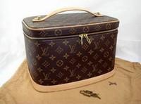 abendtasche handtasche großhandel-Kosmetiktasche M47280 Handtaschen Schultertasche Messenger Bags Totes Iconic Umhängetaschen Top Griffe Kupplungen Abend