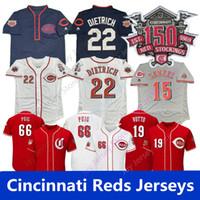 more photos cc5d5 f1ded Wholesale Cincinnati Reds Jerseys for Resale - Group Buy ...