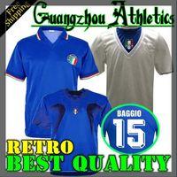 Wholesale soccer sport t shirt for sale - Group buy 2006 ITALIA Home Away WORLD CUP RETRO MENS T SHIRT FOOTBALL SOCCER SPORT ITALY MALDINI ANCELOTTI BARESI BAGGIO DONADONI