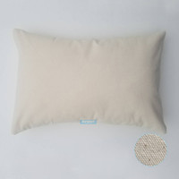 Wholesale cotton canvas pillow cover wholesale for sale - 30pcs x18 inches oz WHITE or NATURAL Cotton Canvas Pillow Cover Blanks Perfect For Stencils Painting Embroidery HTV