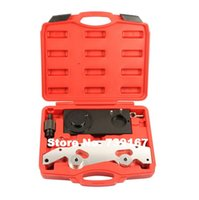 Wholesale engine timing locking for sale - Group buy Car Engine Double VANOS Camshaft Locking Timing Repair Garage Tools For BMW E36 M52TU M54 X3 Z4 ST0074