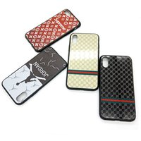 Wholesale world phones for sale - Group buy For Iphone X Xs Cell Phone Case High End Fashion Design Popular In The World Black TPU Soft Side Phone Cases