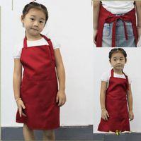 neue babyschürzen großhandel-New Design Baby-Kindergarten Malerei Schürzen Antifouling Cuffs Leicht Dry Durable Pinafore All Seasons zu waschen Schürze verwendet werden