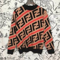 Wholesale new arrival sweater for winter for sale - Group buy 19ss new arrival Winter Designer brand letter embroidery sweater pullover famous jumper for men women outwear clothing