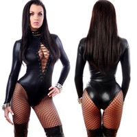 Wholesale sexed women for sale - Group buy Porn Sex Underwear Women Erotic Lingerie Sexy Leather Latex Baby Doll Sexy Lingerie Dance Club Sexy Babydoll lingerie teddy