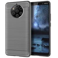 teléfono móvil x5 al por mayor-Modelos de explosión TPU carcasa del teléfono móvil anti-caída PARA: NOKIA 6.1 7.1 9 PureView X5 X6 X7 Caja del teléfono Sirocco Plus