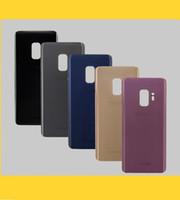 bateria de boa qualidade iphone venda por atacado-Para samsung galaxy s9 g960u g960f s9 + mais g965f g965u oem nova bateria porta habitação vidro tampa traseira substituição MINI 50 PCS