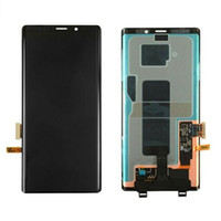 Wholesale replacement screens for cell phones resale online - Original For Samsung GALAXY Note9 cell phone display lcd touch screen Replacement With Touch Assembly Complete DHL