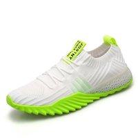 zapatos de calle de la moda de verano de los hombres al por mayor-Nueva moda Street Style Casual Shoes Summer Ultralight Men Shoes Calzado Hombre Sneakers Mens Plus Size 39-45 Summer 2019