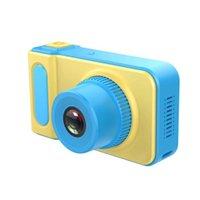 ingrosso lcd 32 pollici-Videocamera HD per bambini Display LCD da 2,0 pollici compatibile con 32 GB di memoria Modalità foto 200.000 pixel Registrazione video, riproduzione di giochi