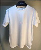 top camisa de algodón para hombre al por mayor-Me siento como pablo Hombres Mujeres Streetwear Top Tees Skateboard 4size S-XL Carta Imprimir camiseta 5color Mezcla de algodón camiseta