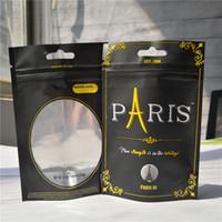 toz boyalı alüminyum toptan satış-3.5g Paris OG Dayanıklı Çanta paris og Çocuk Kanıtı Çanta Yukarı Kılıfı Kuru Ot Çiçekler ücretsiz nakliye Standı Koku