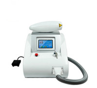 Wholesale touch screen laser tattoo removal machine resale online - 2000MJ Touch screen Q switched Nd Yag laser beauty machine tattoo removal Scar Acne removal nm nm nm Salon Spa Use