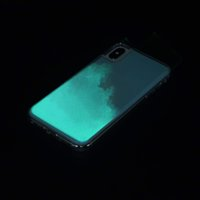 Wholesale e flow resale online - For Samsung Note Pro M20 M10 Z4 Z3 Z2 S10 E S9 S8 Plus Note9 Flowing Neon Sand Liquid Full Body With Raised Bezel Glow Case Cover