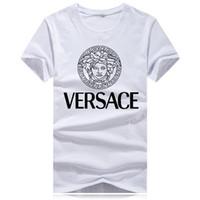 iş gündelik artı büyüklüğü kadınlar toptan satış-Yeni İş marka T Shirt erkek kadın 9 renk gömlek artı boyutu Rahat T Shrits Kısa kollu yuvarlak yaka açık havada poloshirt Golf giysi