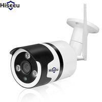 ip ir kameras großhandel-Hiseeu HD 720P 1080P IP-Kamera drahtlose Wifi Camara im Freien wasserdichten Nachtsicht IR-Cut-Speicher Home Security