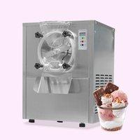 Kitchen gelato snack food machine tabletop countertop desktop mini Hard ice cream machine
