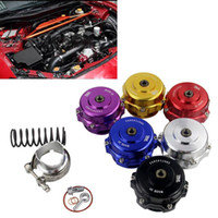 50MM Blow Off Valve kit 1 to 35 PSI Universal BOV set for JDM /& Domestic Turbo