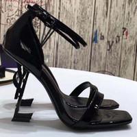 chinelos de estilete venda por atacado-Chinelos de mulher Sandálias Sapatos de Grife Sapatos de Salto Heel sandálias de Qualidade Melhor Sandálias Flip Flops sandálias Com Caixa Tamanho: 35-41 Livre DHL 03
