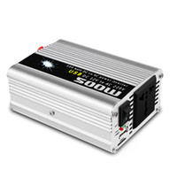 Wholesale peak inverter for sale - Group buy Onever W Car Inverter v v Hz Auto Inverter v Cigarette Lighter Plug Power Converter Inverter Peak Power W