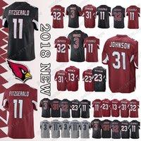 2750f2ef4 Cheap sales Arizona Cardinal 11 Larry Fitzgerald Jerseys 23 Adrian Peterson  31 David Johnson 32 Tyrann Mathieu Jersey Top quality promotion