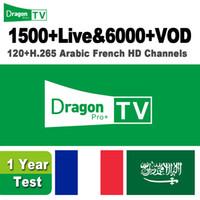 deporte h al por mayor-suscripción a iptv para Android Box smart tv con 1 año de duración iptv 130 H.265 Árabe Francia canales HD deportes Reino Unido Portugal Argelia LiveTV