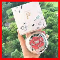 corea marca de maquillaje al por mayor-Maquillaje facial Marca Corea La historia de Hou Whoo Penoy Air Cushion BB Cream Concealer Foundation Blanqueamiento 2 modelos
